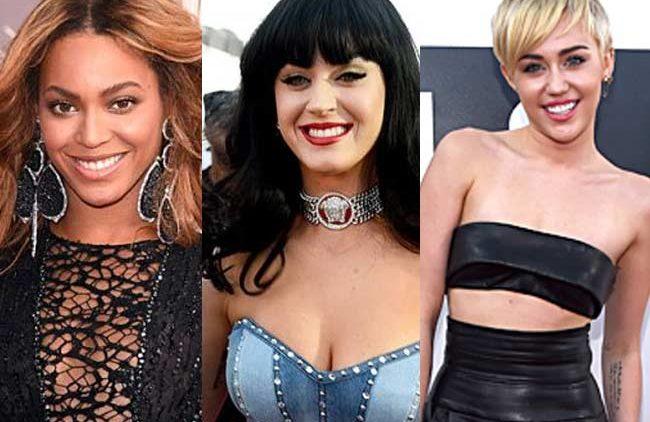 2014 MTV VMA Winners