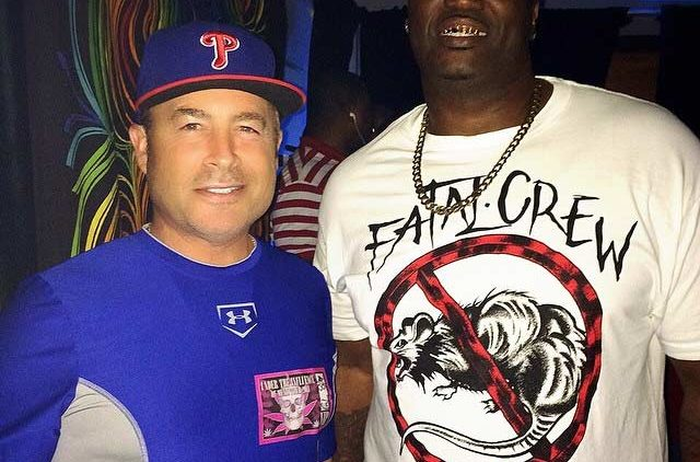 Amber Rose dad and Project Pat