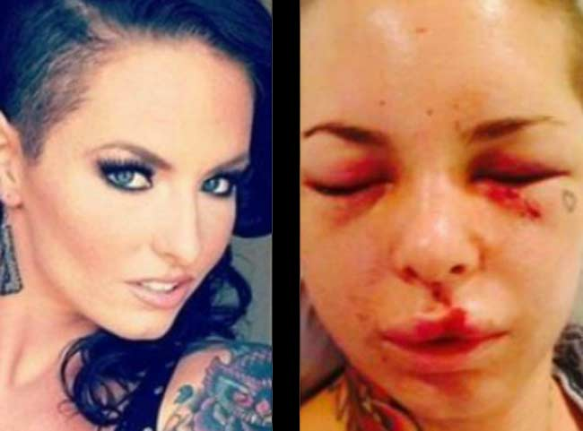 Christy Mack beaten by MMA ex-boyfriend War Machine