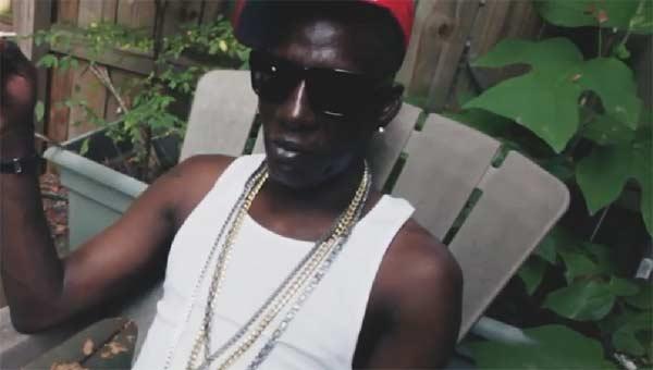 Crunchy Black talks Gangsta Walkin and Jookin dance