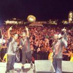 DJ Paul Crunchy Blac lighters up Ashville