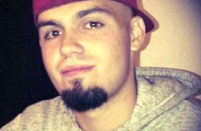 Dillon Taylor unarmed shot by Salt Lake City Utah cop