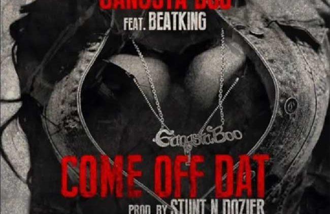 Gangsta Boo Come Off Dat