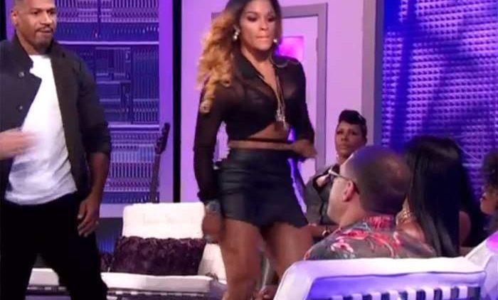 Joseline Hernandez Althea fight Love and Hip Hop Atlanta