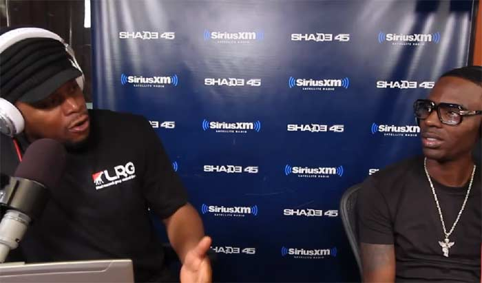 Young Dolph on Sway talks Yo Gotti more