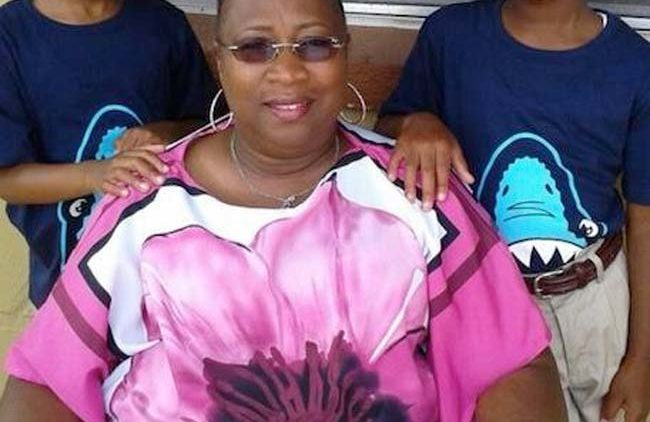 grandma Linda Maddox mistakes grandson as intruder
