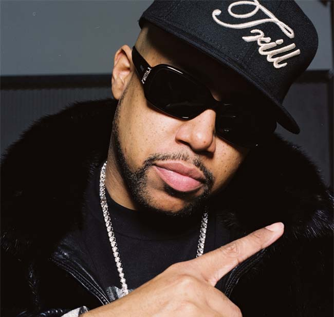 photo UGK rapper Pimp C