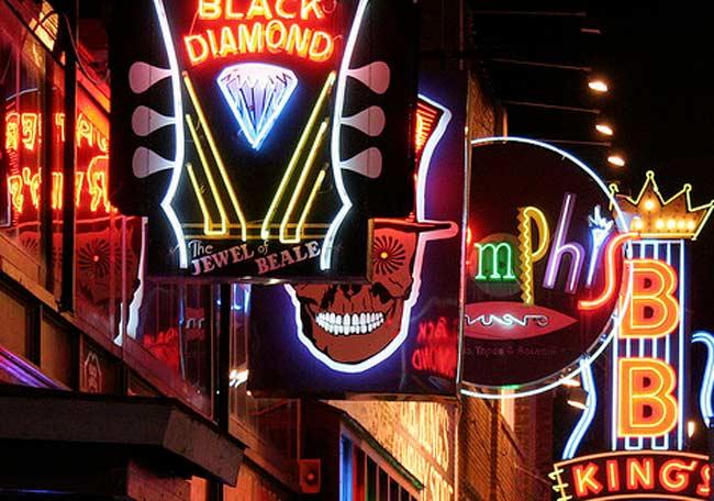 Beale Street Memphis TN
