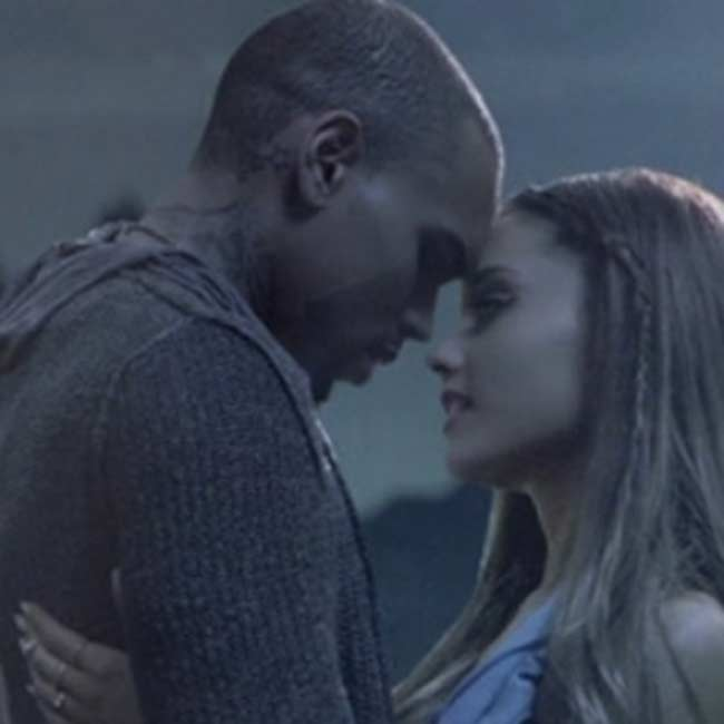 Chris Brown Ariana Grande Dont Be Gone Too Long