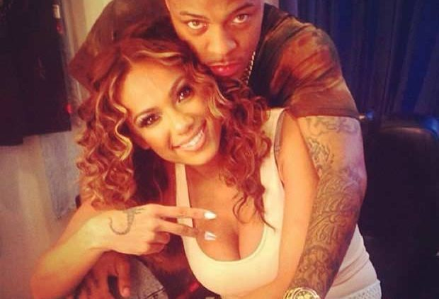 Erica Mena and Bow Wow couple
