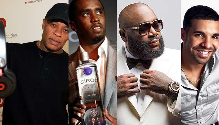Forbes Hip Hop Cash Kings 2014