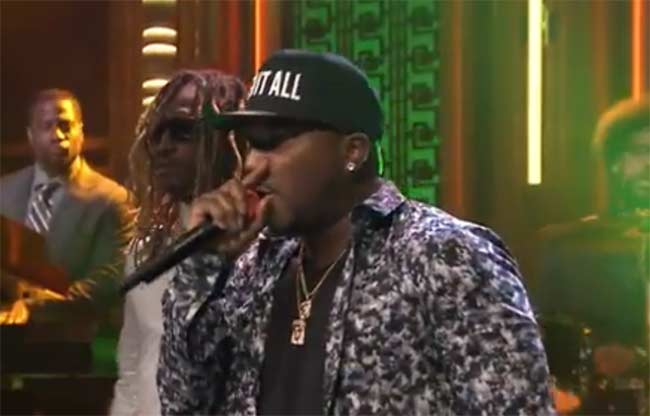 Jeezy and Future on Jimmy Fallon