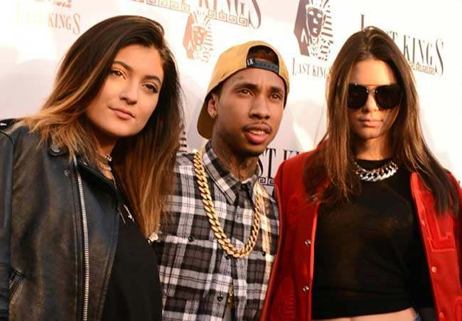 Kendall and tyga dating jenner