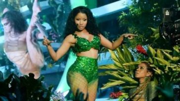 Nicki Minaj VMA Genise Ruidiaz