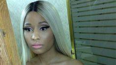 Nicki Minaj shower