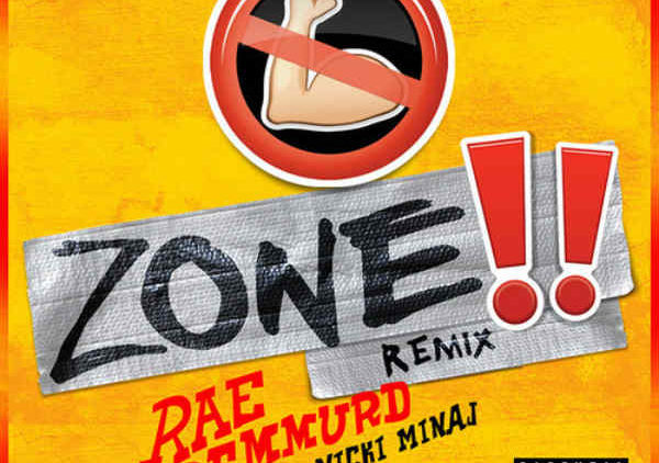 Rae Sremmurd Nicki Minaj Pusha T – No Flex Zone