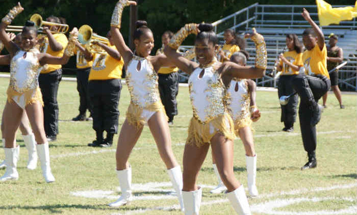Southern Heritage Classic Battle of The Bands