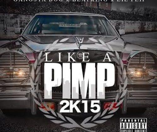 Beatking Gangsta Boo Like A Pimp 2K15