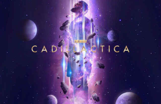 Big KRIT – Cadillactica cover