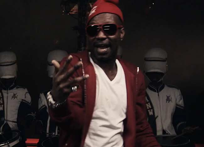 Juicy J Bandz A Make Her Dance video