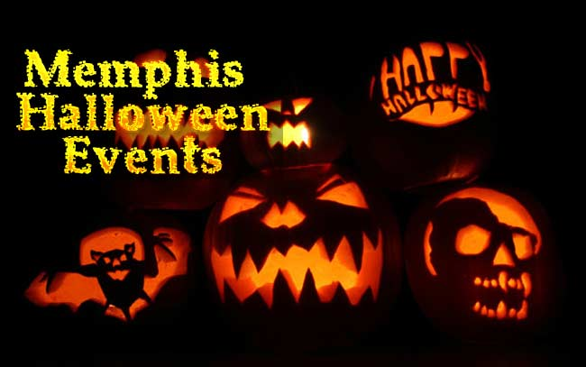 things to do this weekend in memphis for halloween 2014