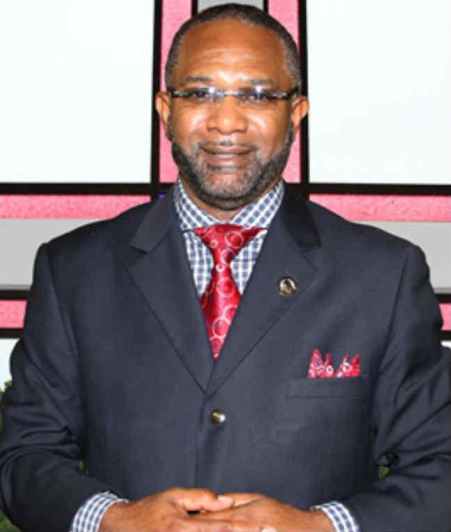 Pastor Juan McFarland