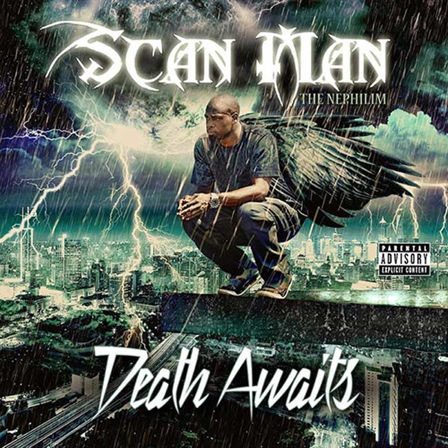 Scan Man Death Awaits