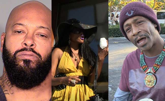 Suge Knight female photog Katt Williams