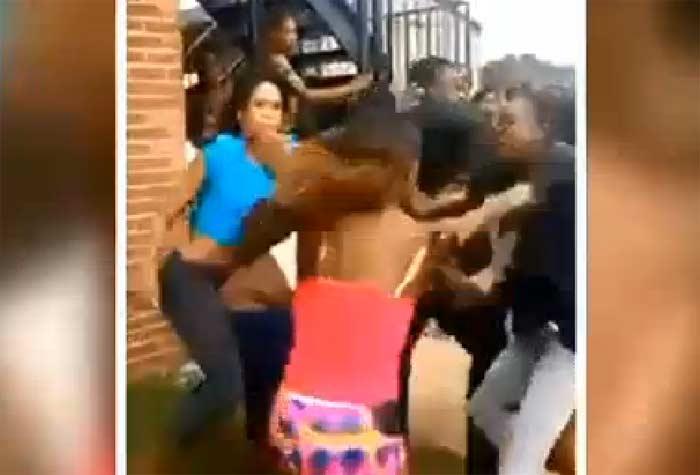 Warren Apartment Memphis mob attack