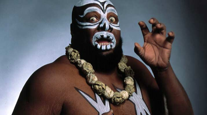 Kamala the Ugandan Giant