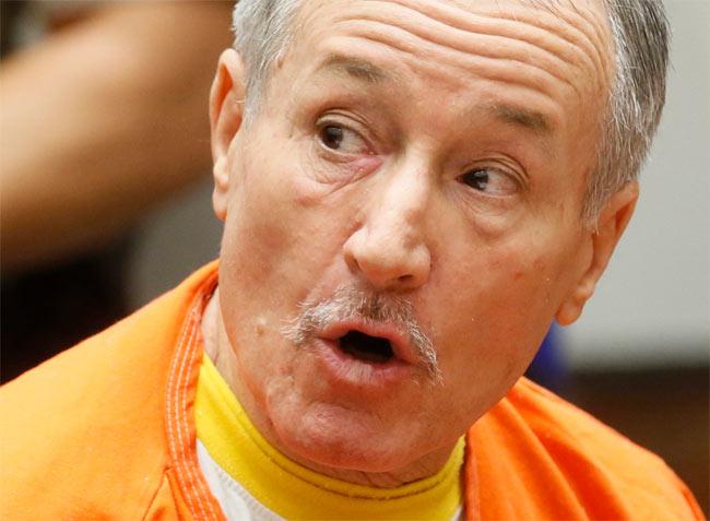 Mark Berndt in court