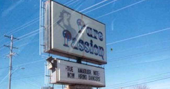 Memphis Pure Passion club