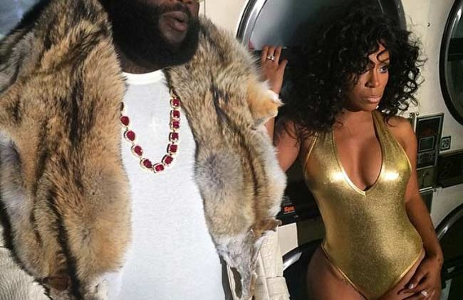 Rick Ross K Michelle If They Knew video