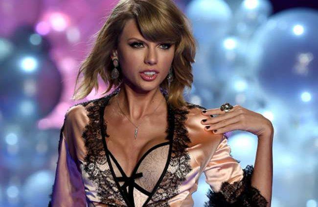 Taylor Swift Victoria's Secret Fashion Show 2014