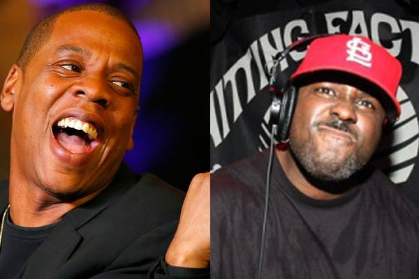 Funkmaster Flex rant about Jay-Z
