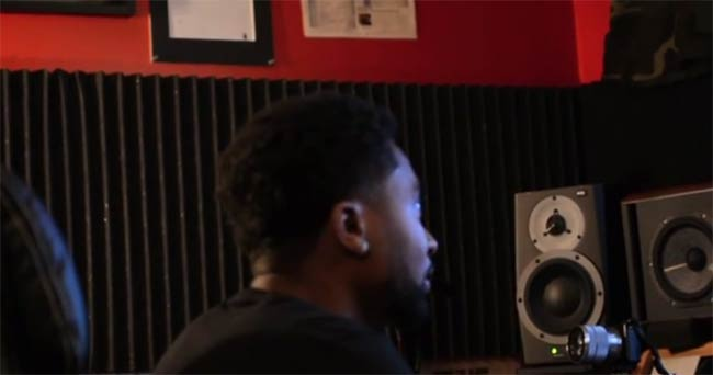 Zaytoven making beat for Young Dolph cooking beats 8