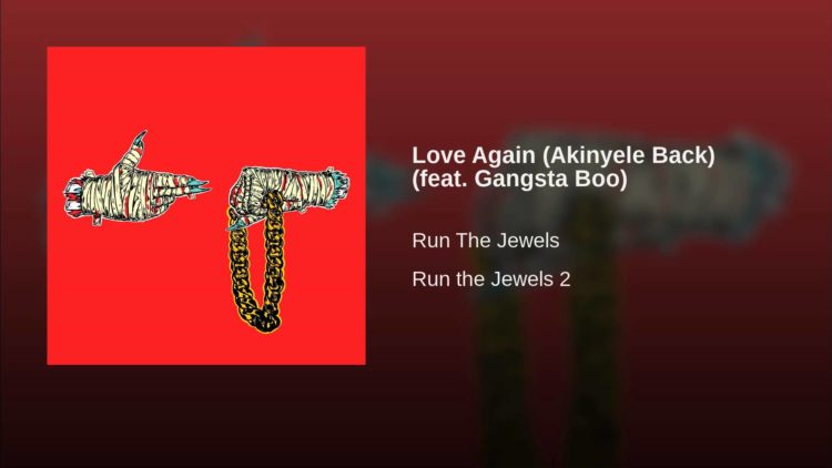 Run The Jewels feat. Gangsta Boo – Love Again (Akinyele Back)