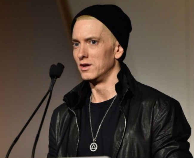 Eminem 2015 Grammys