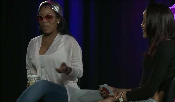 K Michelle responds to Uncle Murda Hot Pocket rumor