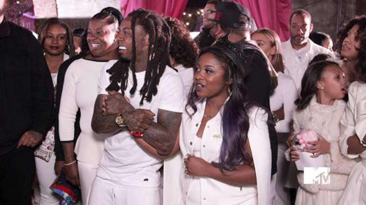 Reginae Carter Lil Wayne My Super Sweet 16