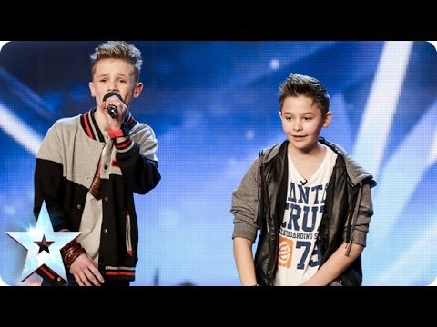 These Boys On Britain's Got Talent Started Singing and Simon Did The Unthinkable! WATCH!