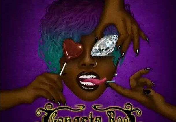 Gangsta Boo Candy Diamonds and Pills cover album
