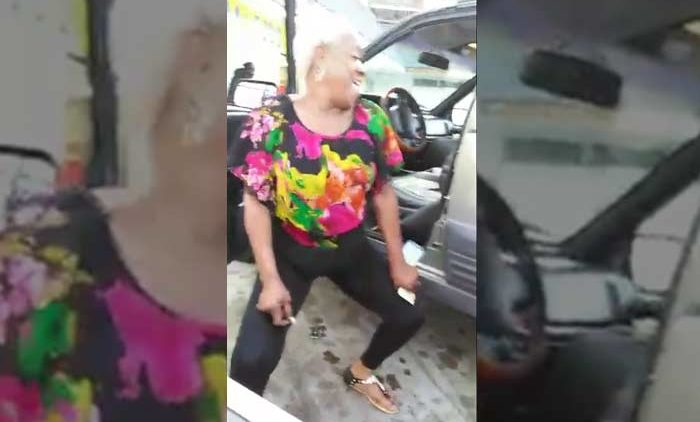 Grandma Gets Live To Gangsta Boos Nasty Trick