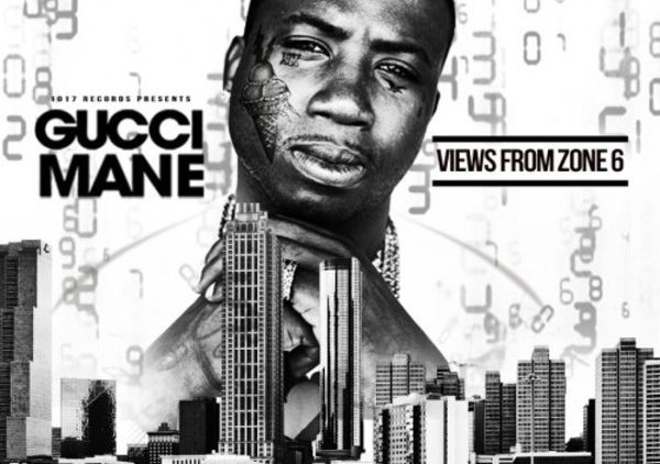 Gucci Mane Views From Zone 6 cover