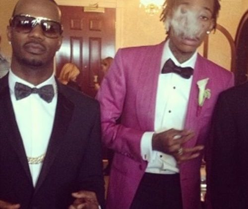 Juicy J ft Wiz Khalifa – For Everybody