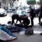 LAPD Skid Row Kills Homeless Man