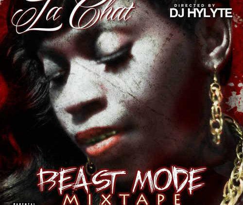 La Chat – Beast Mode Mixtape cover