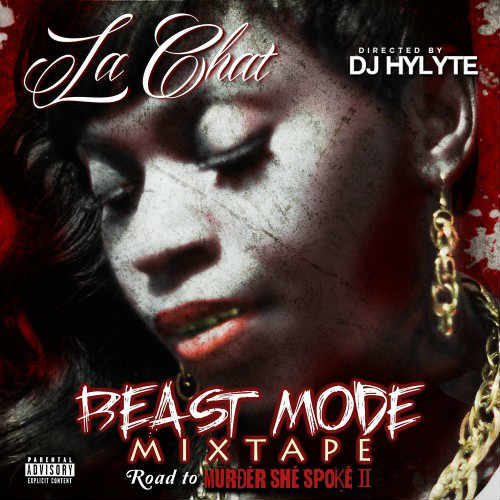 La Chat - Beast Mode Mixtape cover