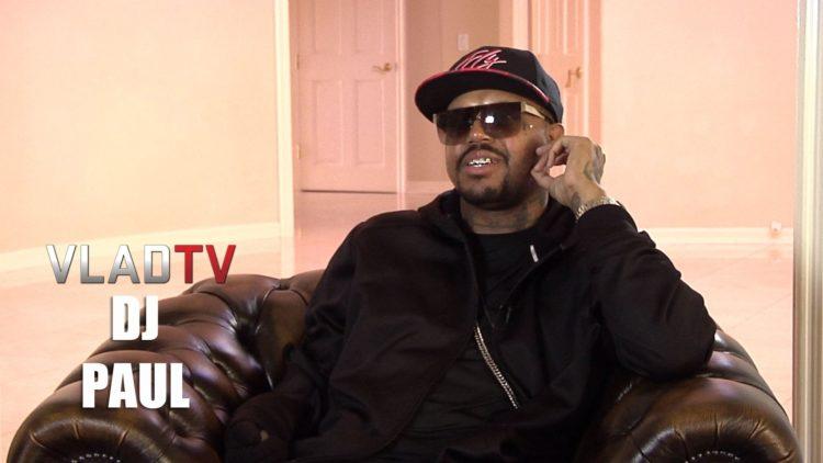 DJ Paul Breaks Down Why Gangsta Boo Left Three 6 Mafia