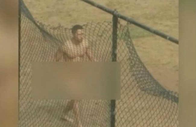 unarmed man shot atlanta unclothed